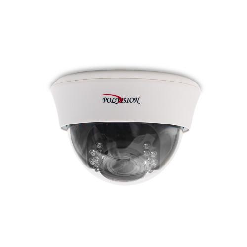 AHD камера видеонаблюдения купольная PVC-A5M-D1V4 (Polyvision)