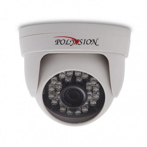 AHD камера видеонаблюдения купольная PVC-A5L-DF2.8 (Polyvision)